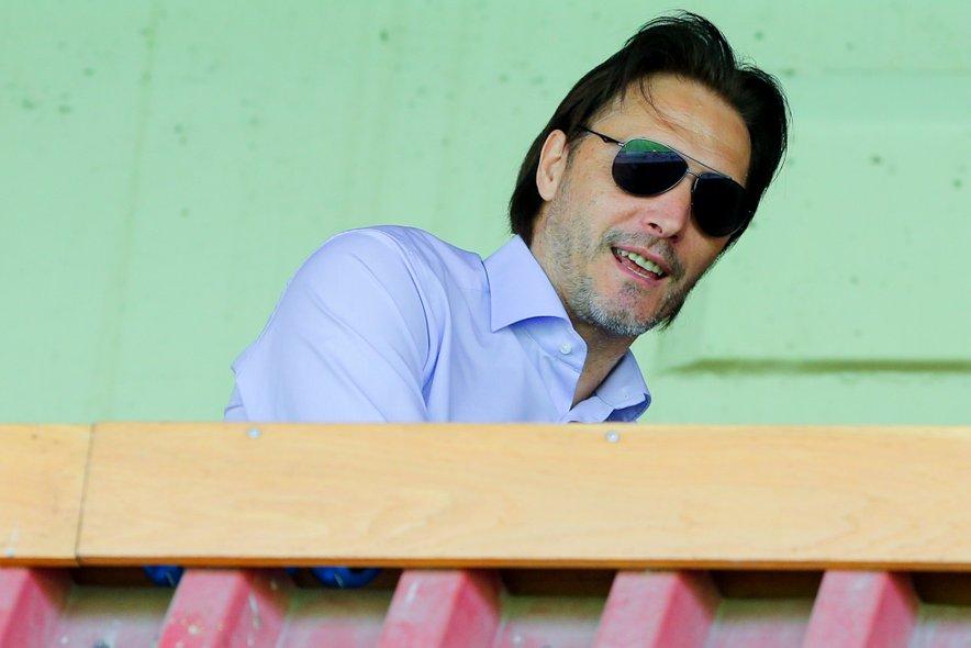 Pavlin bo izkušnje, ki jih je nabral v Mariboru, skušal unovčiti v reprezentanci.