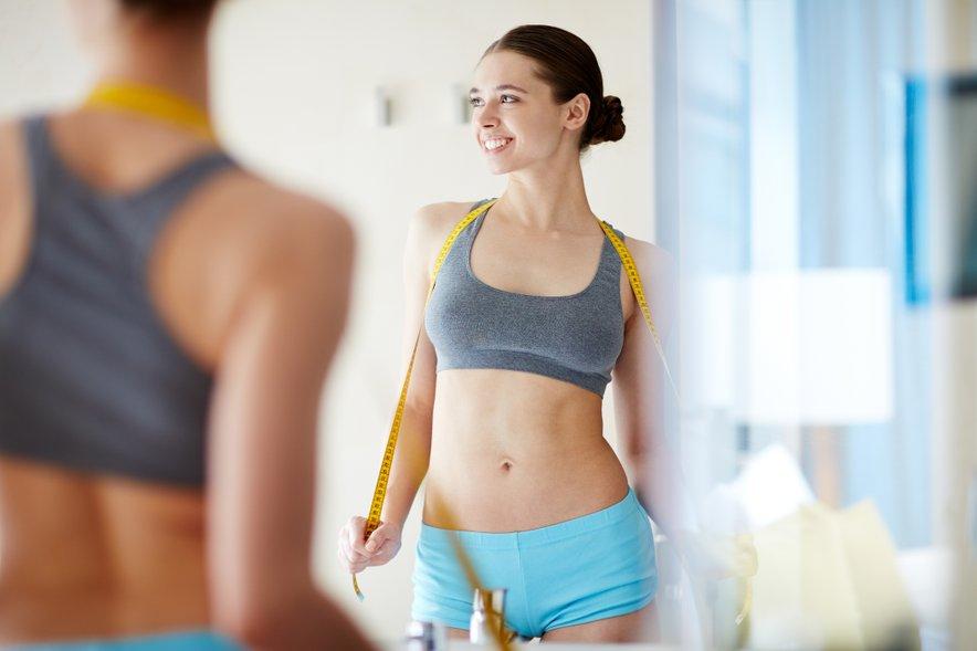 Sprehodi, tek, kolesarjenje, plavanje in podobne dejavnosti so zelo priporočljive.