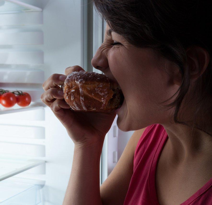 Za dolgotrajen učinek je tako treba spremeniti odnos do hrane in način življenja.