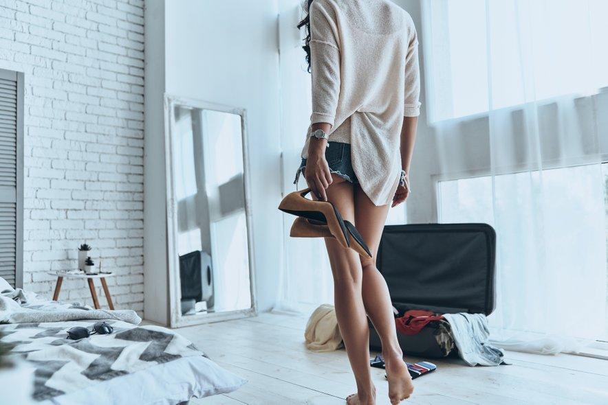 Ženska pakira