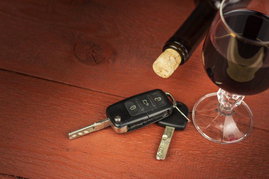 Alkohol in vožnja