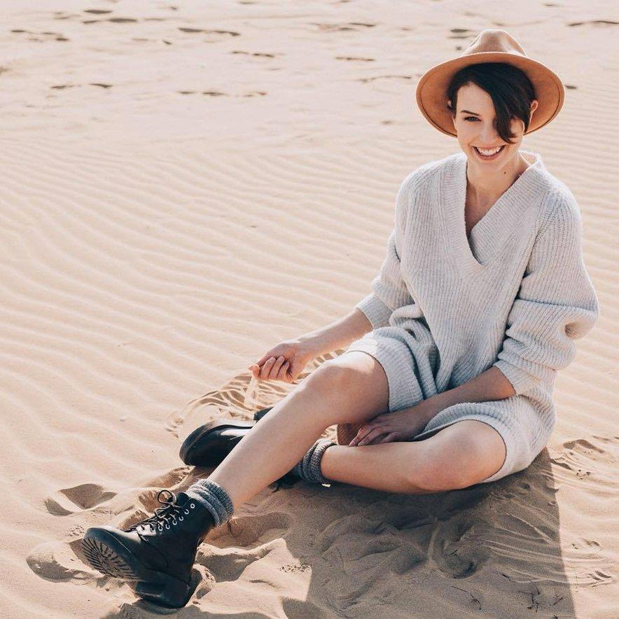 Lea Mihevc je najnovejša pridobitev v seriji Reka ljubezni, ki jo lahko od ponedeljka do četrtka ob 20.00 spremljate na POP TV.
