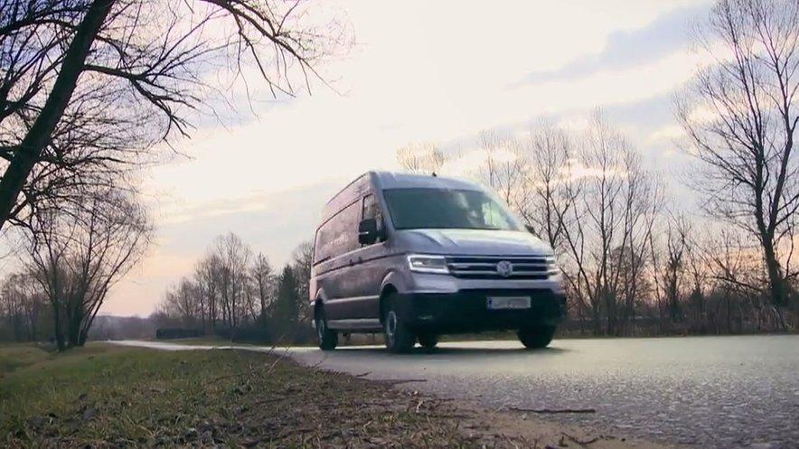 Gospodarska vozila Volkswagen.