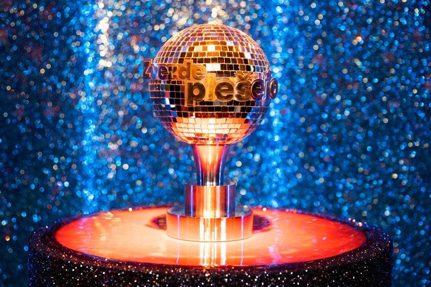 V boju za plesni globus ostaja le še pet tekmovalcev.