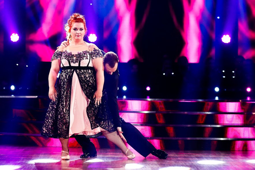 Klara Lorger se je uvrstila v najboljšo šesterico, nocoj pa je morala tekmovanje zapustiti.