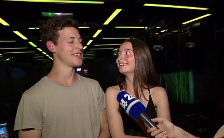Njuna pesem Sebi je na portalu YouTube navdušila že 2 milijona ljudi.