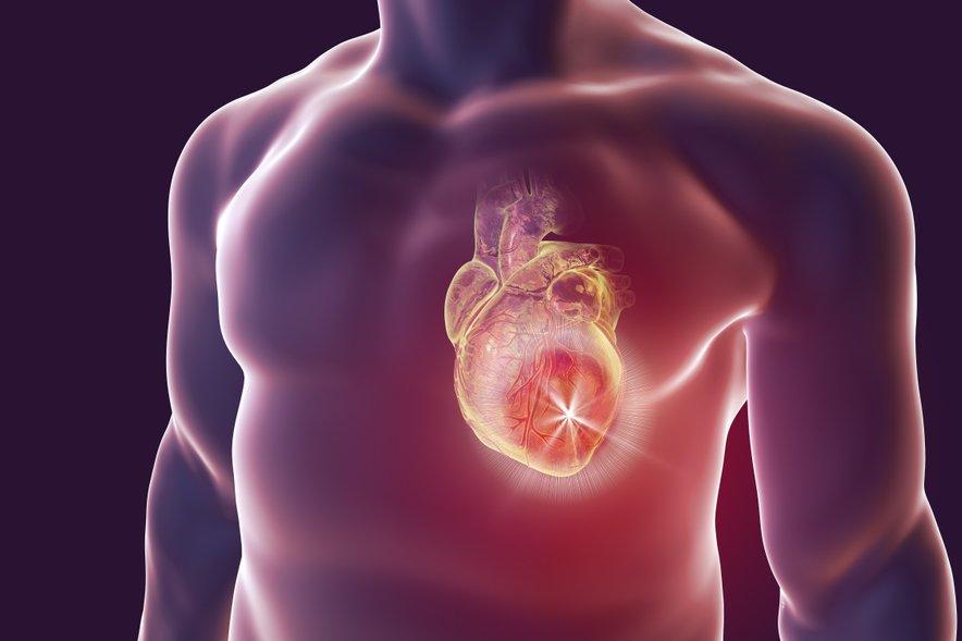Če so se ljudje gibali, so imeli dejavniki tveganja za bolezni srca in ožilja manjši vpliv.