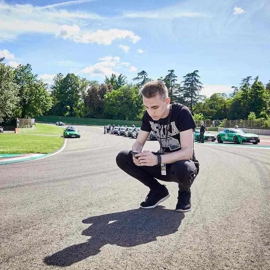 Kevin sanja o formuli ena, a pravi, da so bolj realne sanje vzdržljivostne dirke.