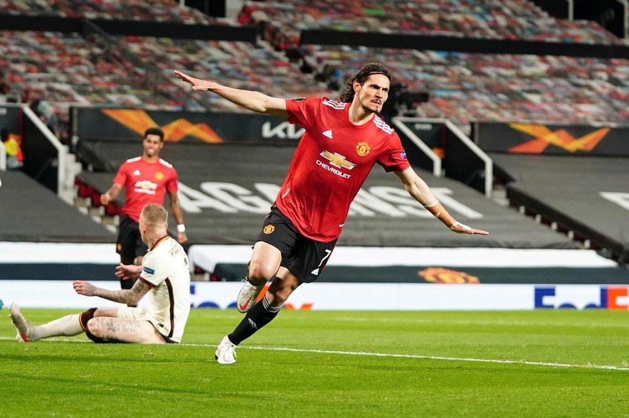 Nogometaši Manchester Uniteda so na dobri poti do finala Lige Evropa.