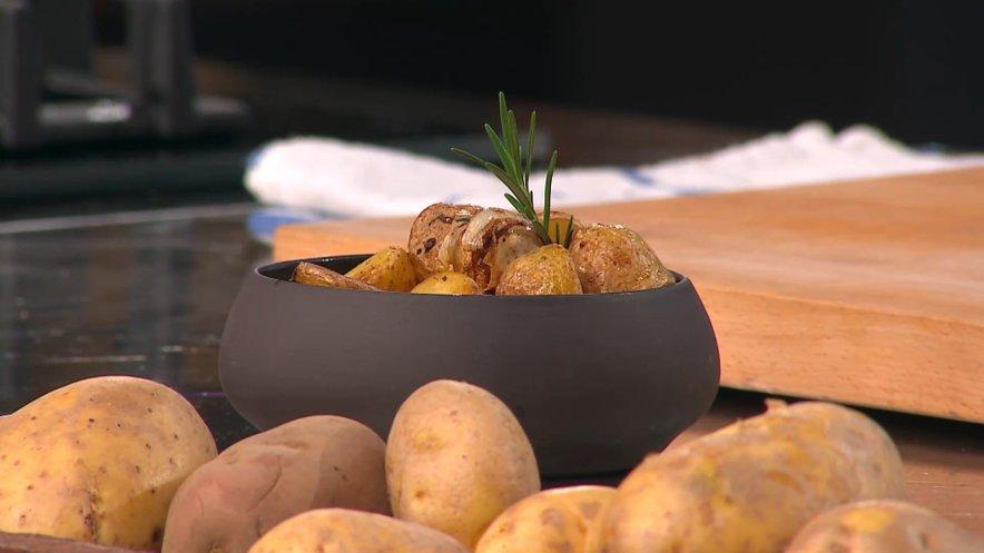 Karimov najljubši krompirček