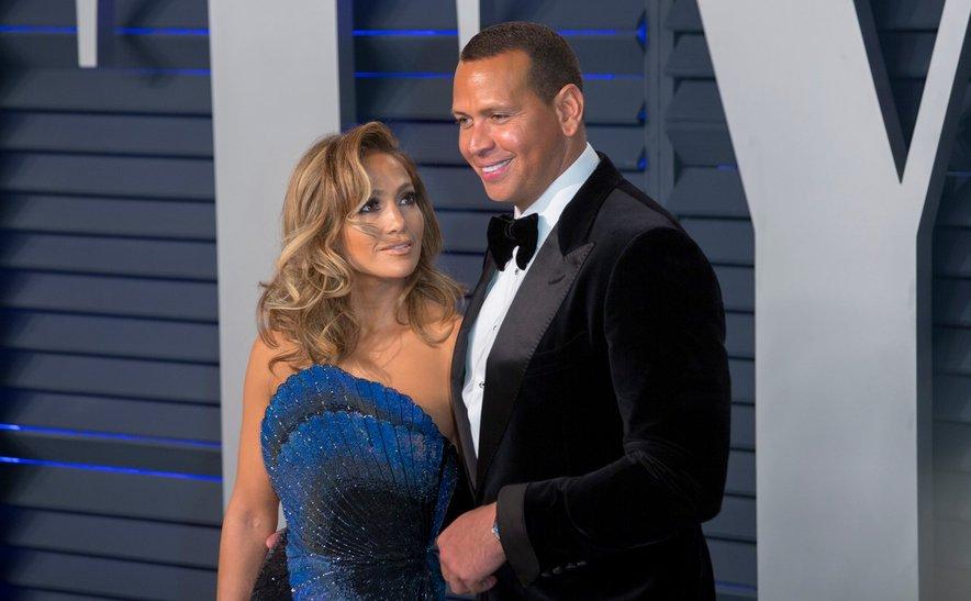 J.Lo in Alex Rodriguez sta načrtovala poroko, potem pa sta nepričakovano zaključila svojo nekajletno zvezo.