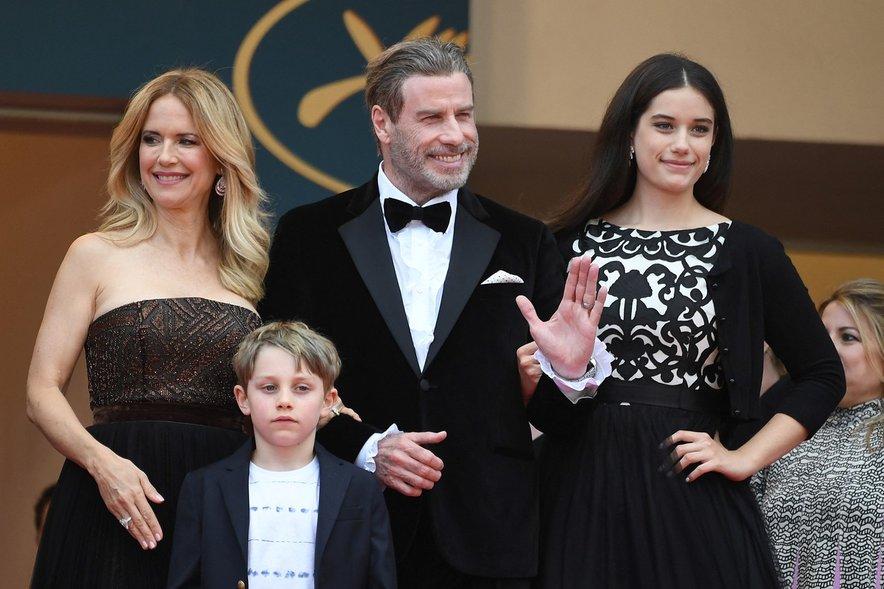 John Travolta je hčerki Elli voščil za 21. rojstni dan.