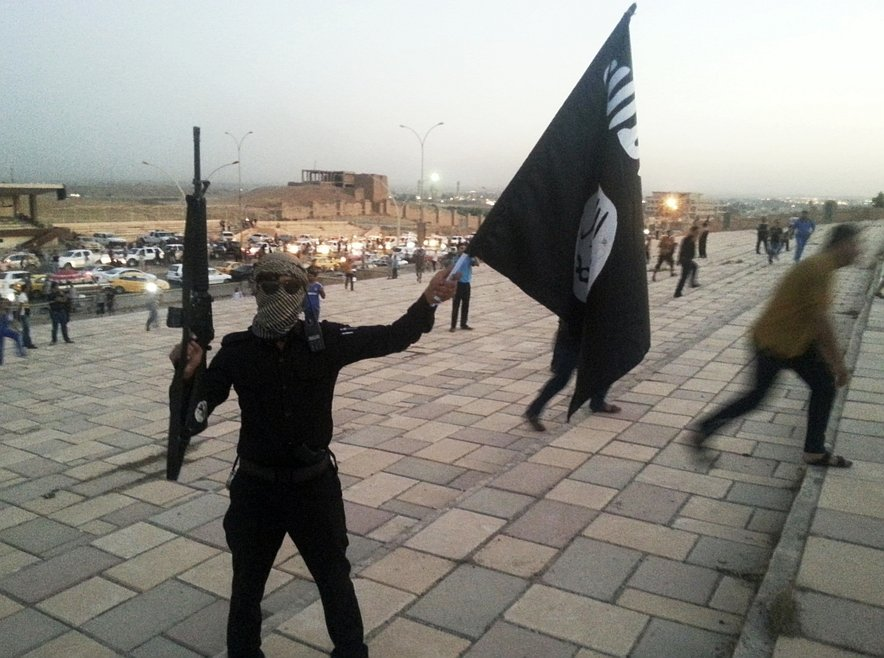 Pripradnik organizacije Islamska država