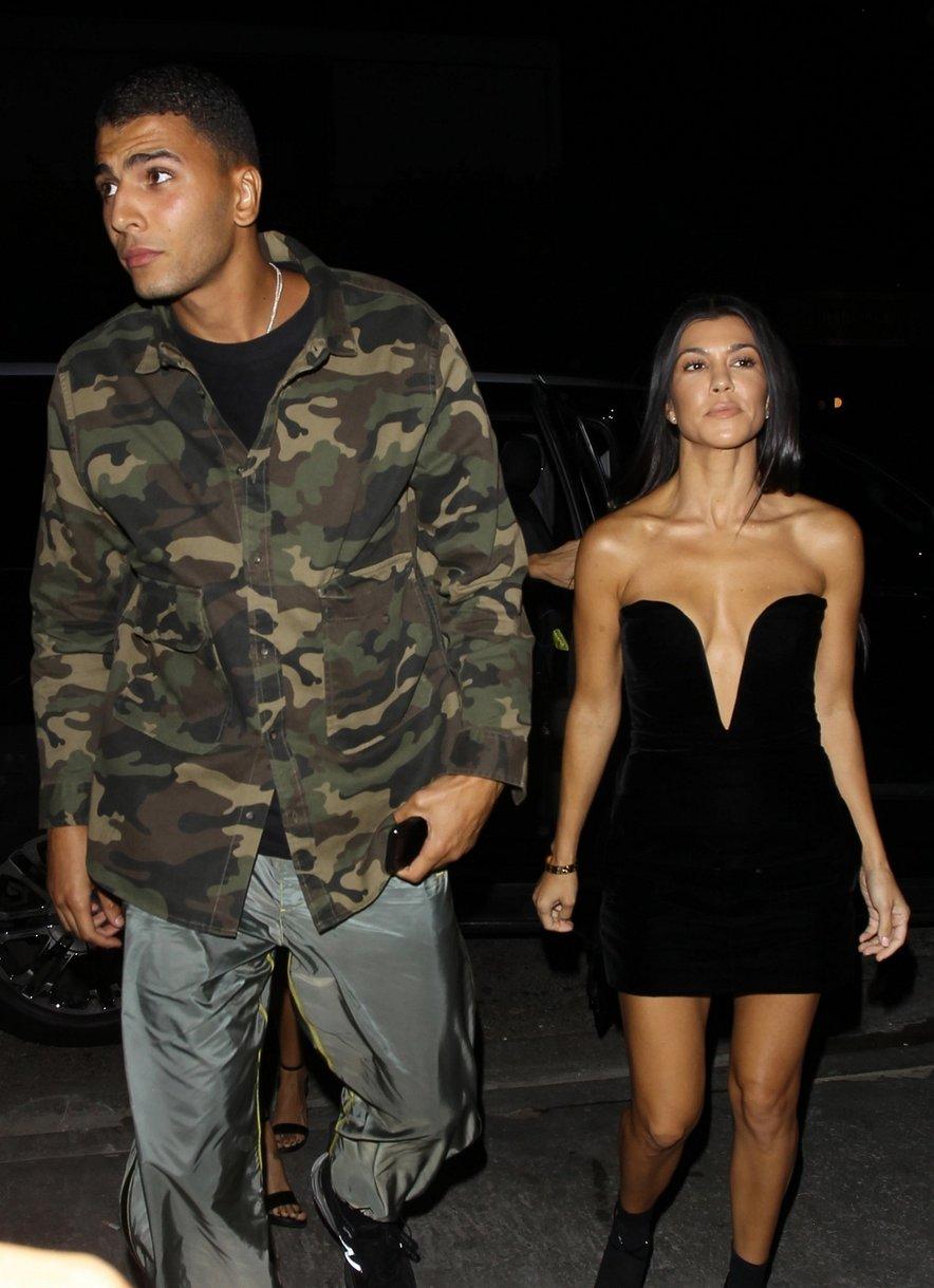 Kourtney Kardashian in Younes Bendjima sta se po dobrih dveh letih razšla.