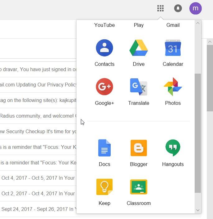 Google dokumenti 9