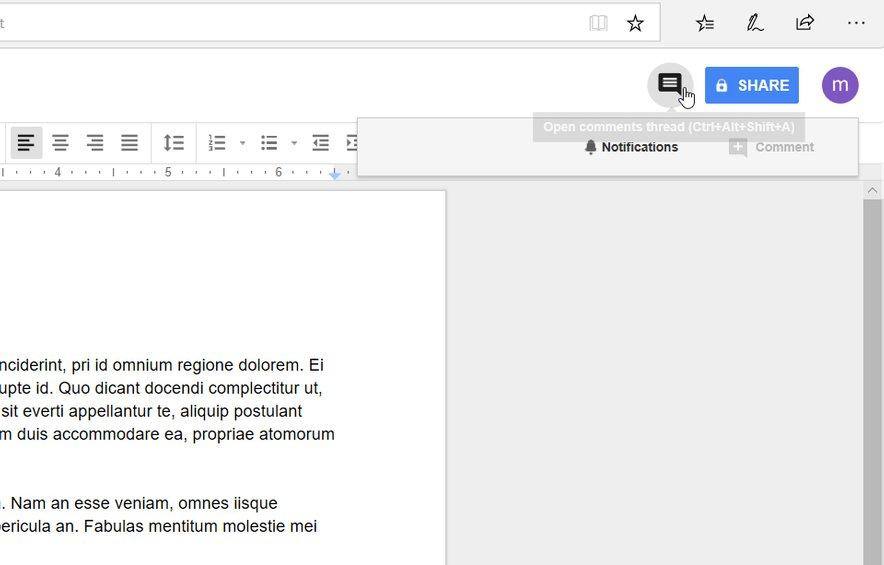 Google dokumenti 7