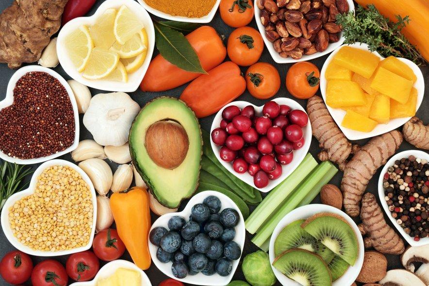 Za bolj zdravo srce je ključnega pomena zdrava prehrana.
