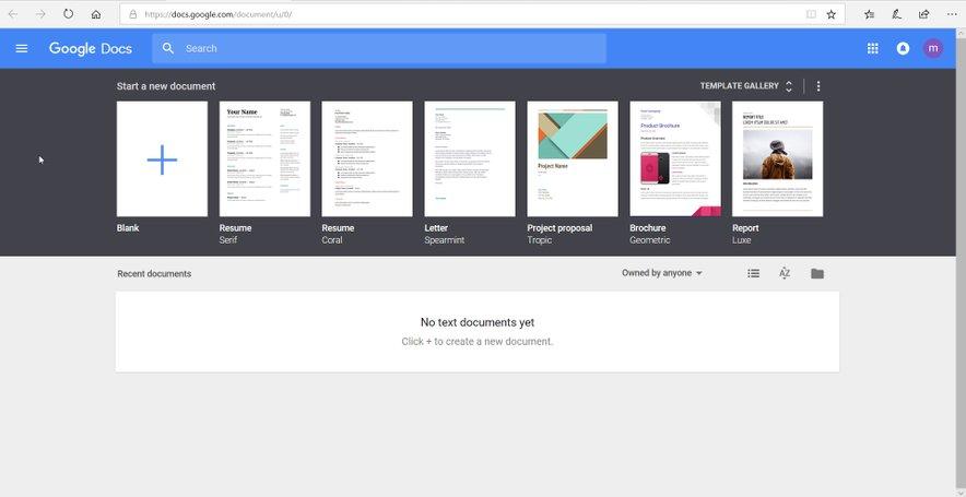 Google dokumenti 4