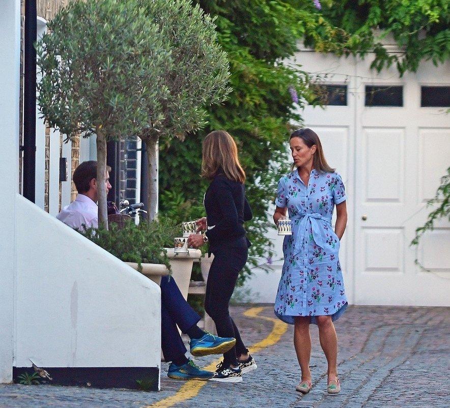 Noseča Pippa Middleton