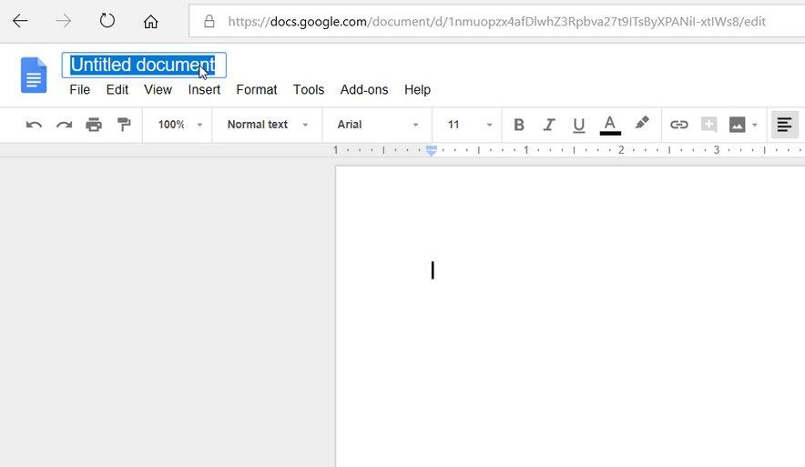 Google dokumenti 5