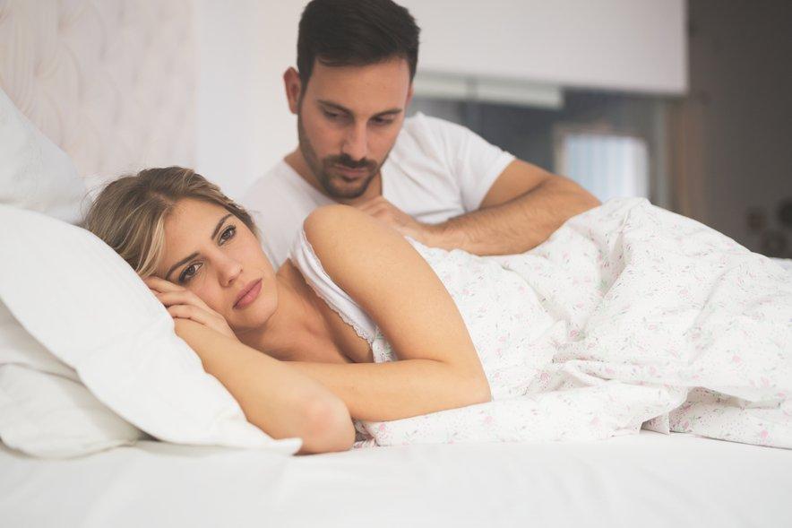 Če se zgodi, da spolnosti po več let ni več, se je potrebno vprašati, kaj je razlog in kakšen je sploh smisel vsega.
