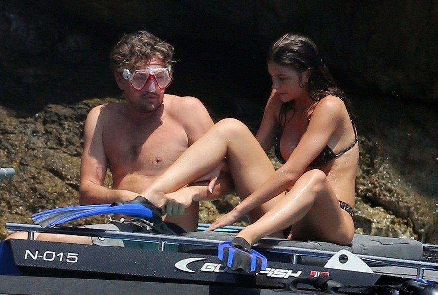 Leonardo in Camila naj bi vsak prosti trenutek preživela skupaj.