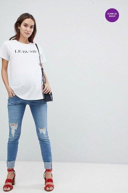 nosečniški trendi, Asos