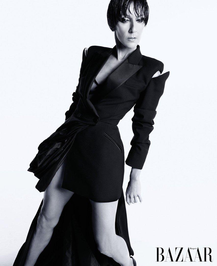 Celine Dion pozirala za Harper's Bazaar