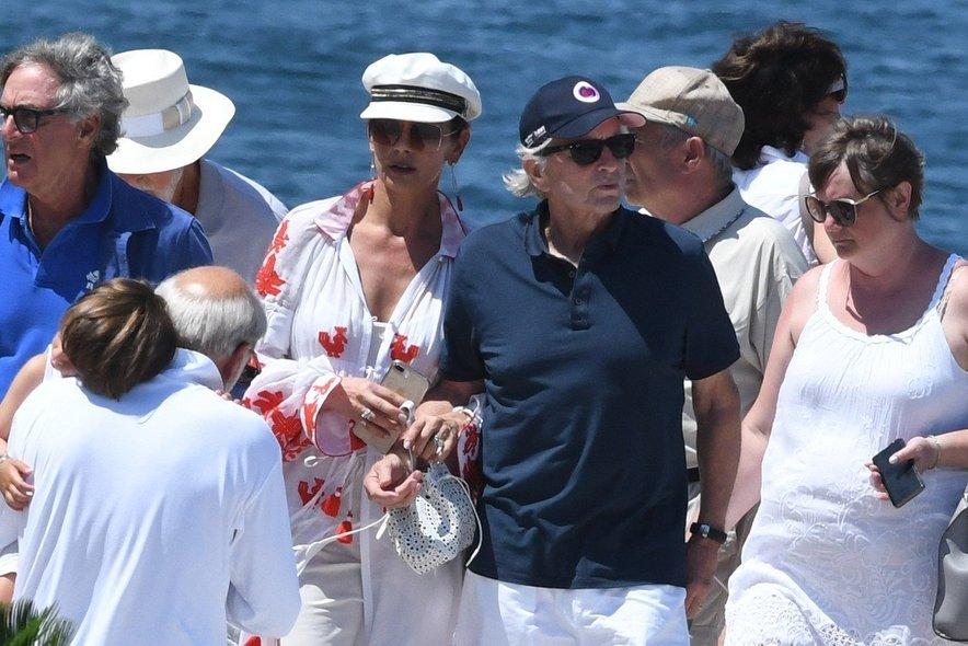 Michael Douglas in Catherine Zeta Jones