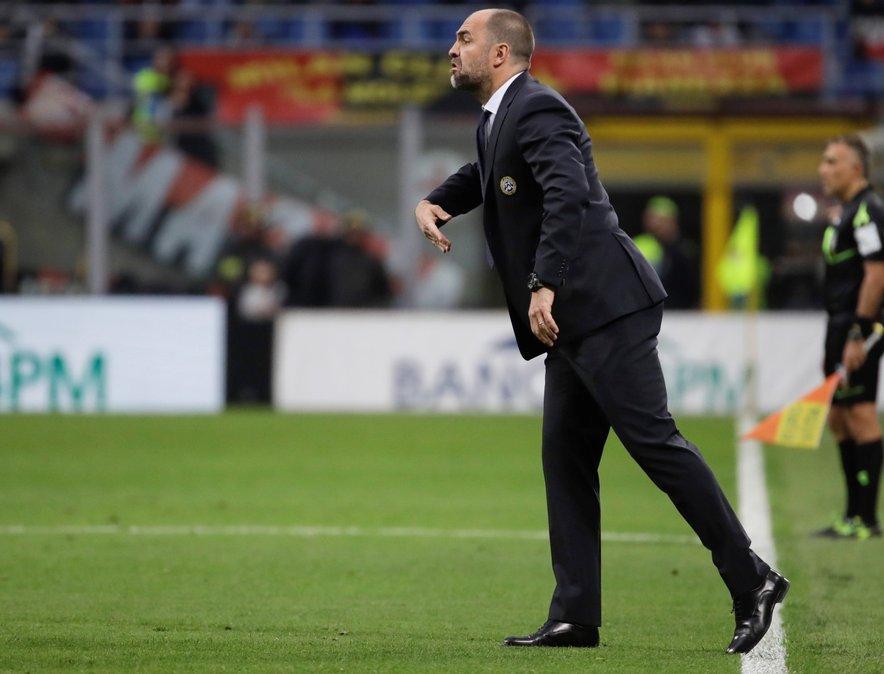 Igor Tudor je bil minulo sezono pomočnik Andree Pirla pri Juventusu