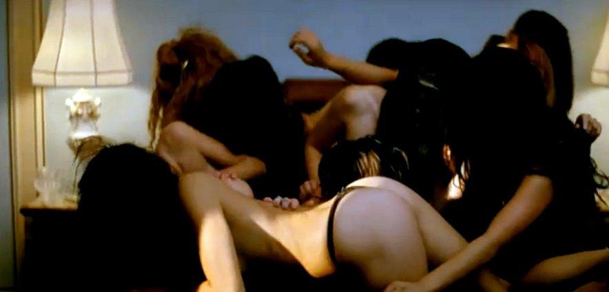 masni crni pornić