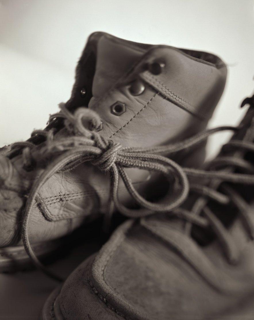 zavezabi čevlji