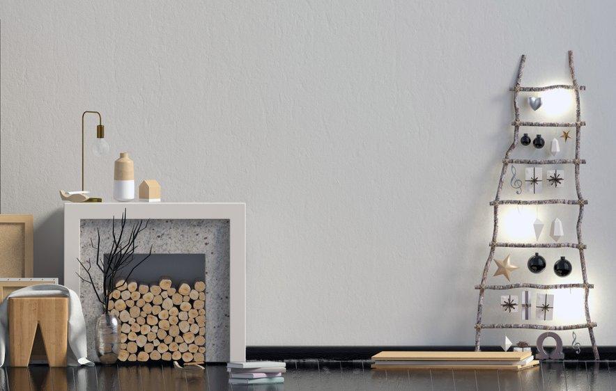 Leseno osnovo lahko obložimo tudi s kamnito ali keramično oblogo.