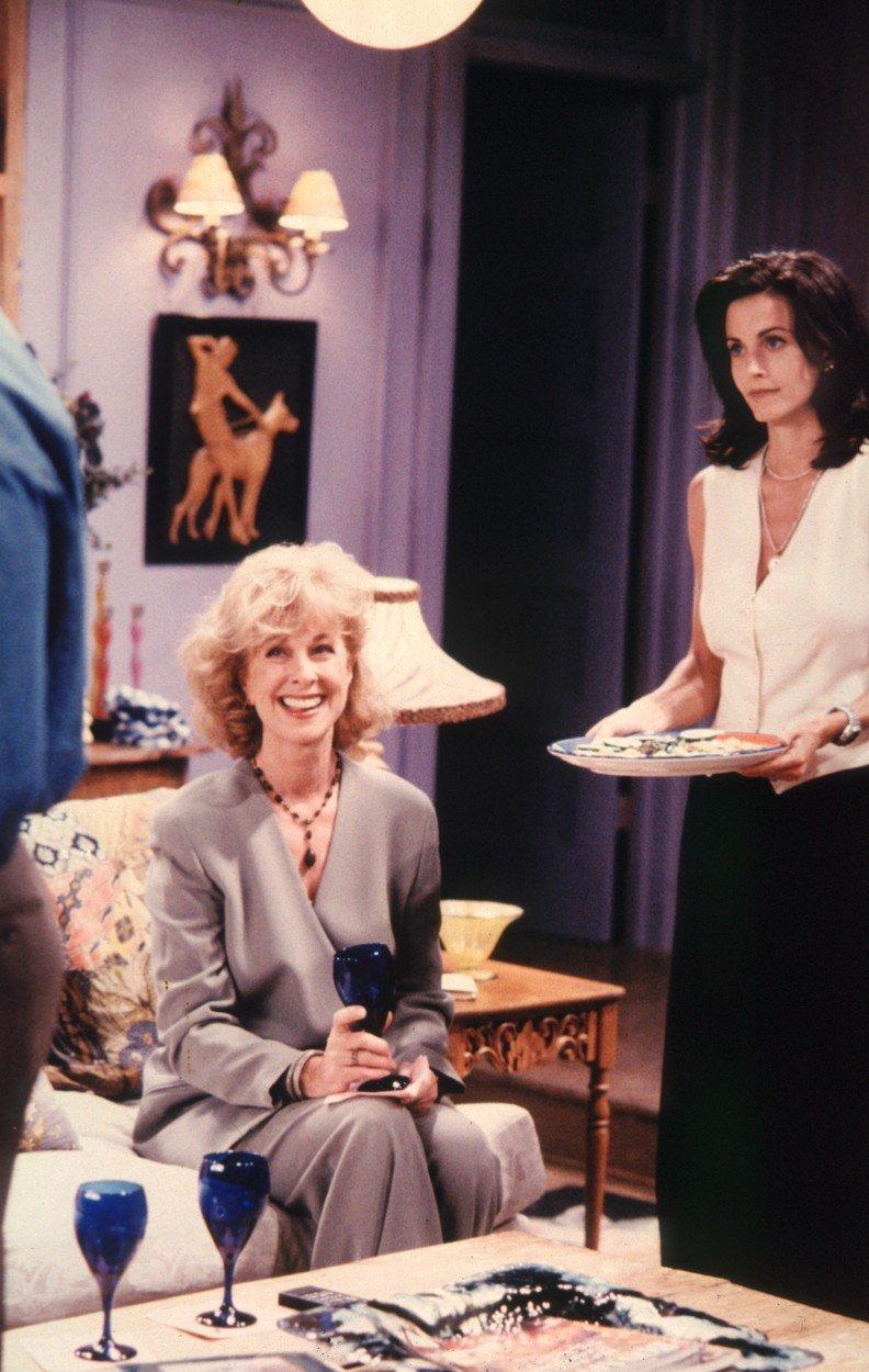 Meghan Markle naj bi se obnašala enako kot Monica Geller v Prijateljih.