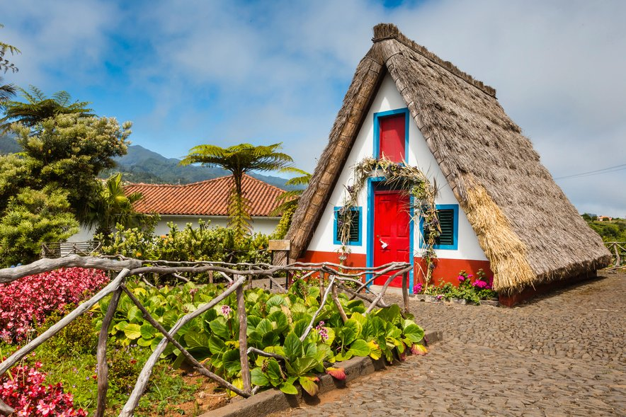 Pravljična Madeira