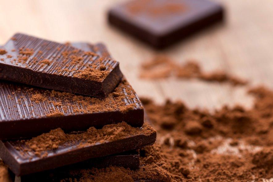 Za miren spanec pred spanjem ne jejte temne čokolade.