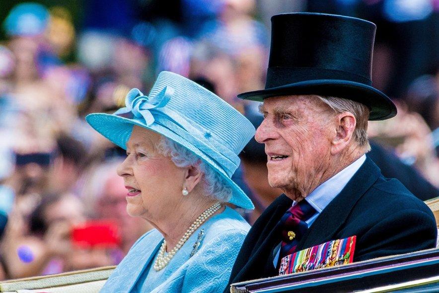 Kraljica Elizabeta II. in princ Filip