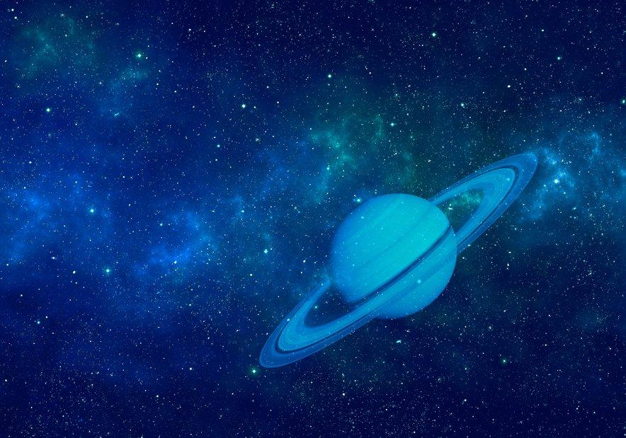 Saturn sicer navidezno sreča Jupiter vsakih 20 let.