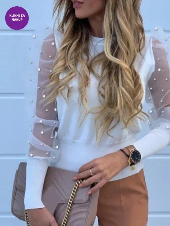 Prosojna bluza