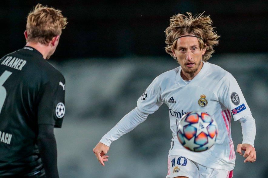 V Stožicah bo gostovala zlata žoga leta 2018, Luka Modrić.