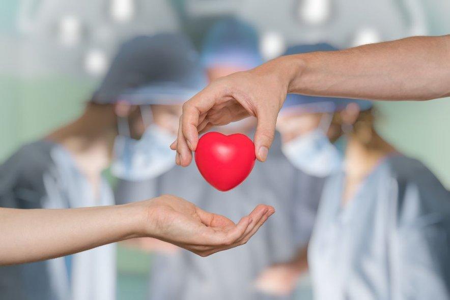 Slovenija z Eurotransplantom letno izmenja do 60 organov.