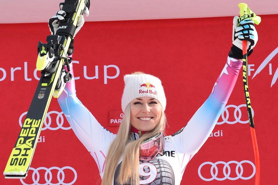 Lindsey Vonn 80. zmaga - 5