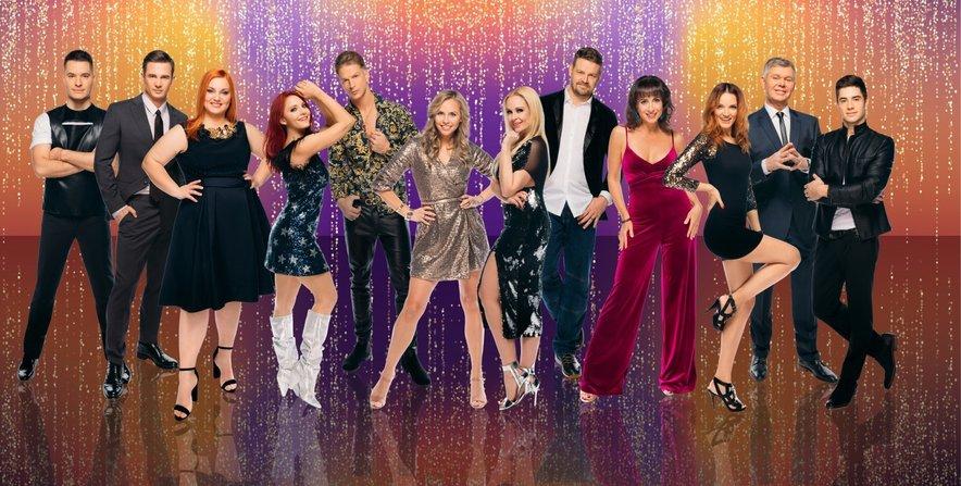 V šovu Zvezde plešejo ostaja še osem parov, ki se bodo naslednjo nedeljo soočili s svojimi skrivnimi pregrehami.
