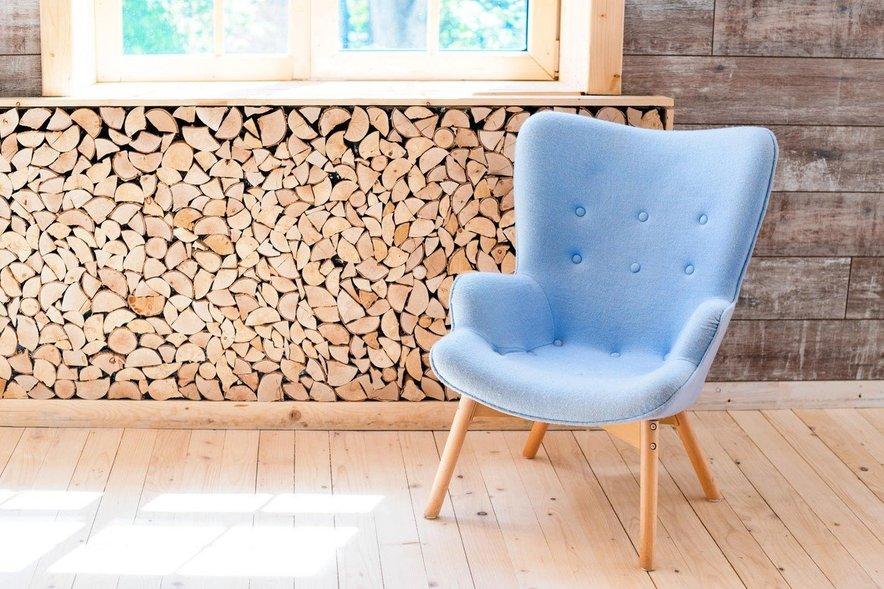 lesena stenska obloga