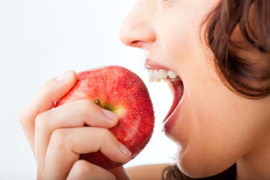 Jabolka zmanjšujejo tveganje za nastanek sladkorne bolezni.
