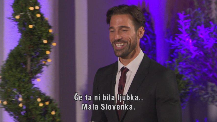 Tudi Gorana bo navdušila slovenska tekmovalka.