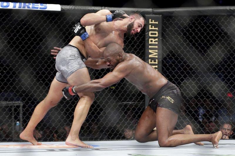 Dominick Reyes (na fotografiji zgoraj) je utrpel nov boleč poraz.