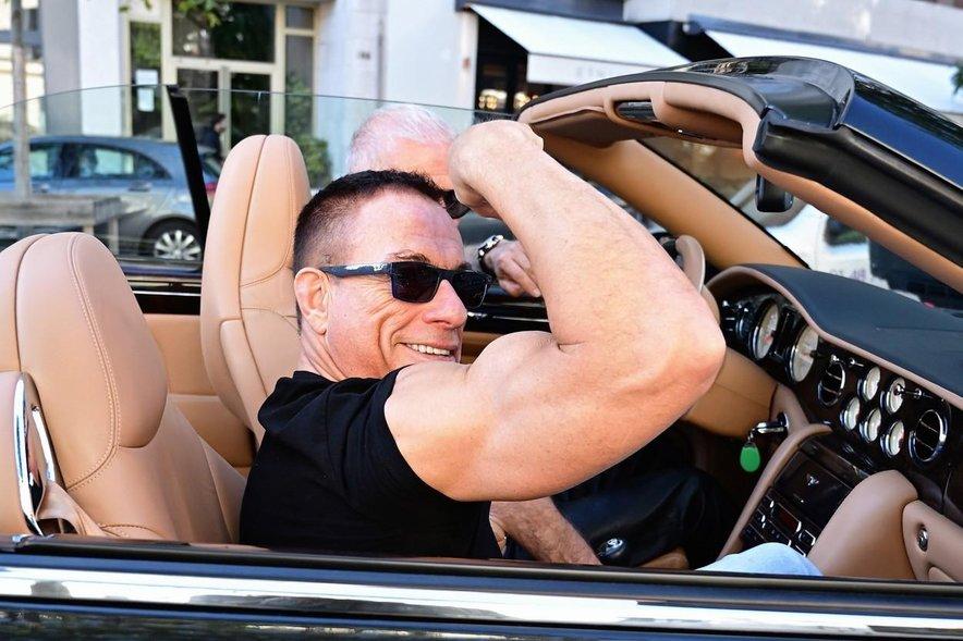 Jean-Claude Van Damme praznuje okrogli jubilej.