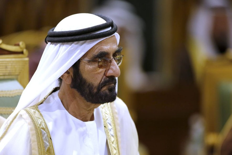 Šejk Mohamed bin Rašid Al Maktum