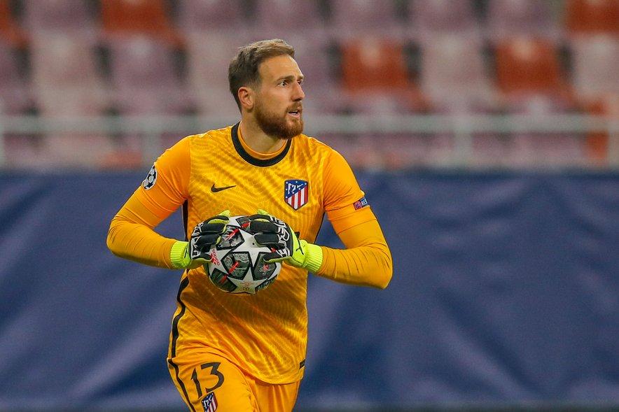 Jan Oblak je v slovensko reprezentanco prišel z odlično popotnico: zaustavljeno enajstmetrovko v španski La ligi.